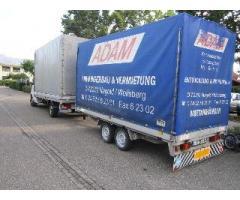 Przesyłki dużo gabarytowe Belgia,Niemcy - Polska