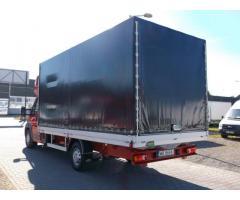 Wynajem aut dostawczych Peugeot Boxer/Fiat Ducato/Citroen Jumper i inne – dostarczamy auta zagranicę